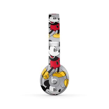 Beats Solo3 Wireless 头戴式 蓝牙无线耳机 手机耳机 游戏耳机 米奇90周年纪念款