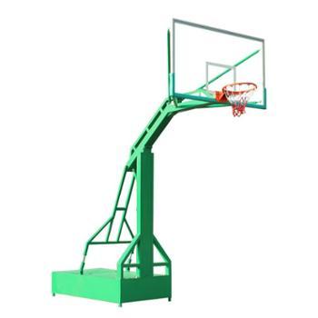 户外篮球架 移动标准篮球架 箱式篮球架HKF-1003