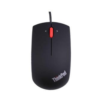联想鼠标有线thinkpadIBM笔记本电脑USB灵敏精准0b47153小鼠标