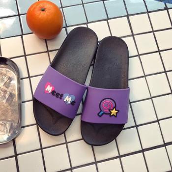 18-8棒棒糖室内居家家居塑料凉拖鞋塑料拖鞋