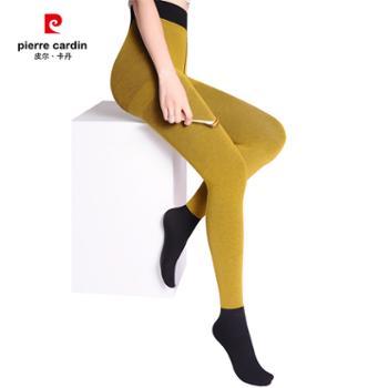 皮尔卡丹黄金火神绒保暖蓄热打底裤美腿显瘦