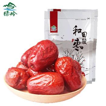 【绿岭】和田骏枣 一级大红枣 250g×2