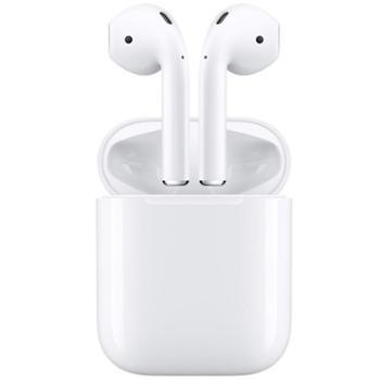 Apple原装 AirPods蓝牙无线耳机