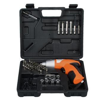 传枫45件套多功能手枪钻螺丝批套管电动工具组合CF-8045