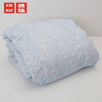 可水洗单人空调羽绒被-使用日本洗净92%羽绒超薄XIERUI携瑞150x210