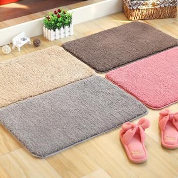 卫生间洗手间浴室地垫门垫进门门口防滑垫子卫浴吸水地毯卧室脚垫