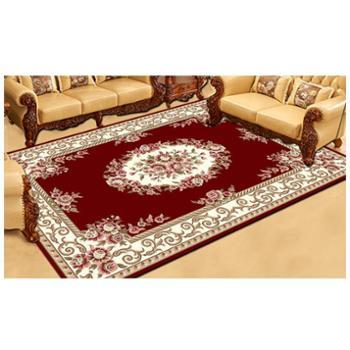 博奕新西兰纯羊毛地毯 手工剪花欧式沙发茶几客厅地毯 卧室地毯 O2O活动商品,线上拍下不发货