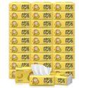 植护原木婴儿抽纸四层30包整箱4层抽取面巾纸卫生纸宝宝纸抽