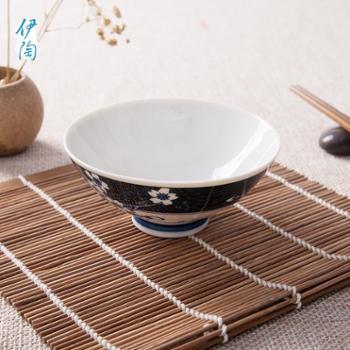 伊陶 日式家居饭汤面多用家用碗/个
