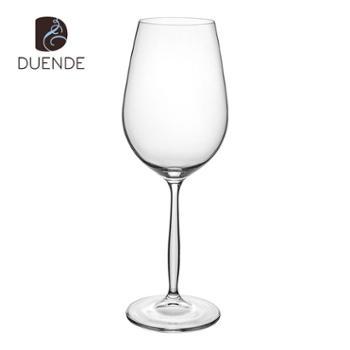 DUENDE/敦迪 欧洲进口 葡萄红酒杯家用450ml/支