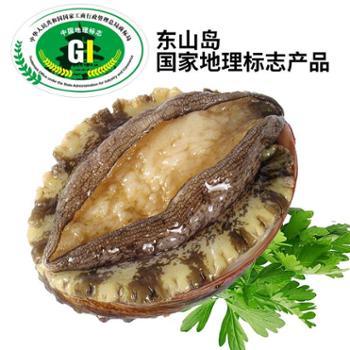 东山岛冷冻鲍鱼海鲜水产火锅食材500g(约8±1只)
