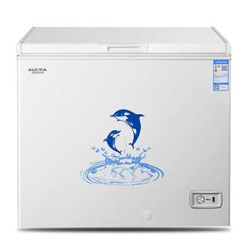 澳柯玛家用202升单温顶开门冷藏冷冻切换冰柜BC/BC-202NE
