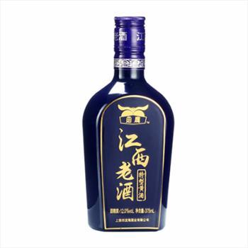 鱼鹰江西老酒375ML/瓶*6瓶/盒