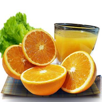 湖南黔阳冰糖橙新鲜水果10斤装(净重9斤)