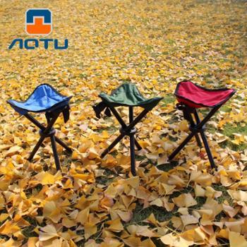 凹凸 户外折叠椅小号折叠凳子便携钓鱼沙滩公园椅折叠马扎