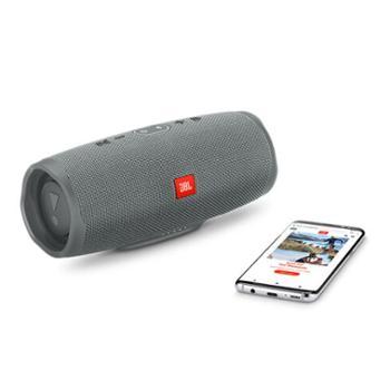 JBL CHARGE4 音乐冲击波四代 便携式蓝牙音箱+低音炮 户外迷你音箱 桌面音响 增强版赛道扬声器