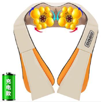 嘉航乐肩部背部腰部多功能捶打披肩按摩器颈椎按摩仪