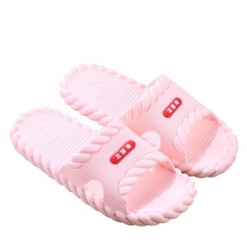 拖鞋女夏天室内防滑居家用可爱卡通情侣家居洗澡浴室凉拖鞋男夏季