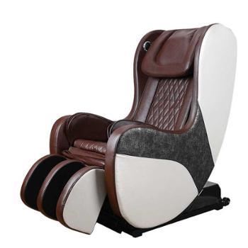 怡捷YJ-X7休闲电动按摩椅家用全身多功能全自动揉捏敲打全自动按摩沙发