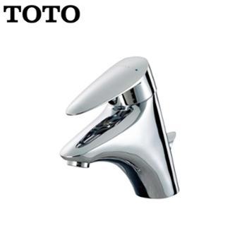 TOTO(东陶)卫浴【推介】【冷热】【配下水器】单柄双控洗面盆龙头DL325