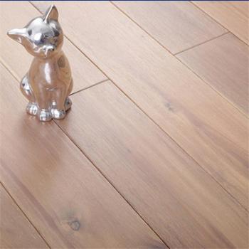 纯实木地板原木锁扣 南洋胡桃木 家用 910*123*18mm