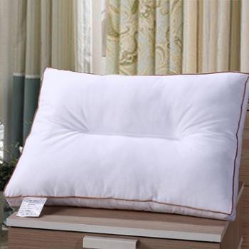 好梦来全棉羽丝绒呵护枕 儿童老人成人保健枕