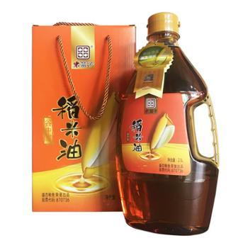 米篮子稻米油2.5升