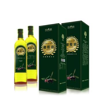 陇乡源 特级初榨橄榄油单一品种 250ml 礼盒装