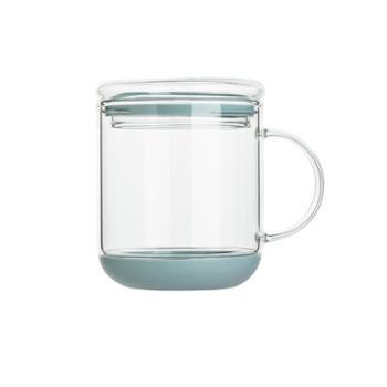 樱之梦耐热玻璃把手杯