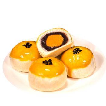 老先生蛋黄酥55g/枚*12枚传统手工零食糕点