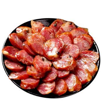 巫姑麻辣香肠(腊肠)500g重庆巫溪特产农家自制土猪肉烟熏炕制腊肠