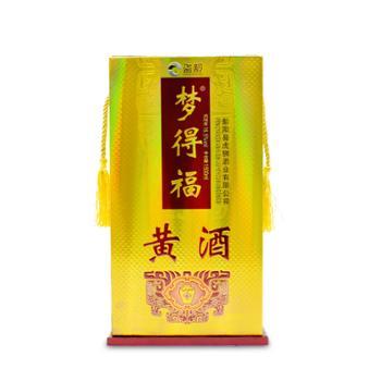 梦得福黄酒1500ml/盒