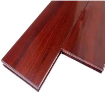 伐木时光 龙凤檀纯实木地板 宽 窄两款可选