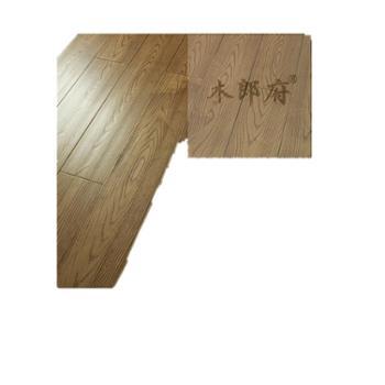 木郎府实木地板番龙眼纯实木地板608