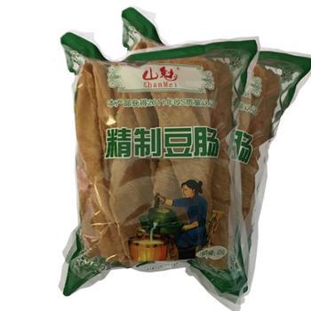 巴东 山魅精致豆肠425g*10袋