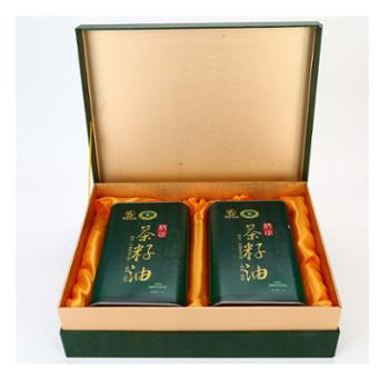 邵阳茶油有机山茶油日日恋茶油3L单瓶