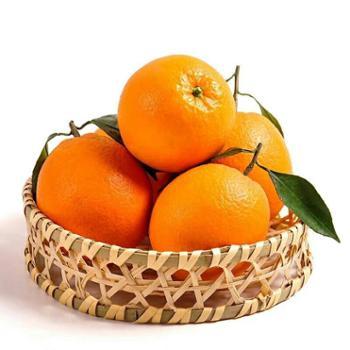 血橙新鲜水果中华红秭归脐橙5斤装玲珑果