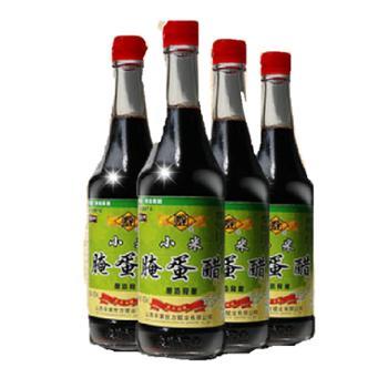 辛世方小米腌蛋醋辛寨醋5.0酸度420ml*4礼盒