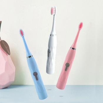 清扬声波电动牙刷电池型
