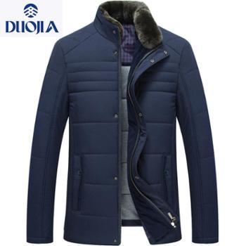 多佳爸爸冬装外套男士棉服600097冬季加厚保暖
