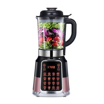 康佳(KONKA)家用加热破壁机料理机KGPB-8281优品磨坊可加热全自动榨汁机