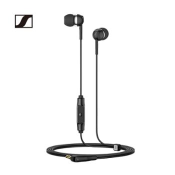 森海塞尔 通用有线耳机入耳式高音质线控CX80s