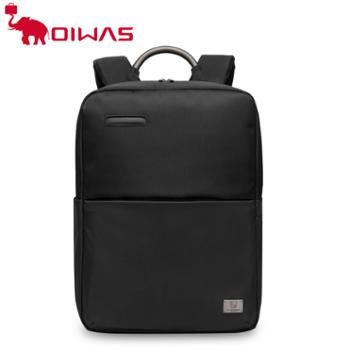 爱华仕OIWAS-OCB4696双肩包便捷USB充电装置