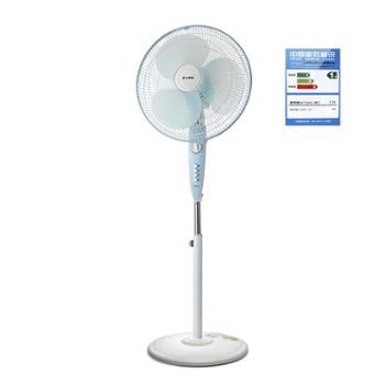 Airmate艾美特电风扇16寸超静音电机10年质保3档风速2小时定时落地扇