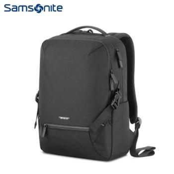 新秀丽(Samsonite)都市时尚双肩包电脑包
