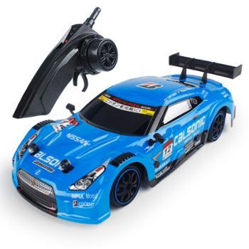 捣蛋鬼 高速遥控车漂移赛车跑车模型1/16四驱充电电动车PVC车壳