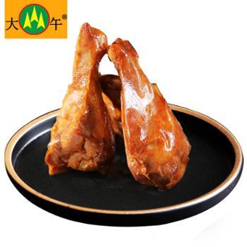 大午奥尔良小鸡腿35g*10个休闲鸡肉零食