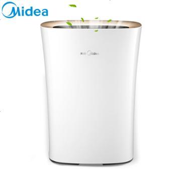美的(Midea)空气净化器KJ210G-C46家用卧室负离子除甲醛雾霾二手烟pm2.5除烟除尘氧吧