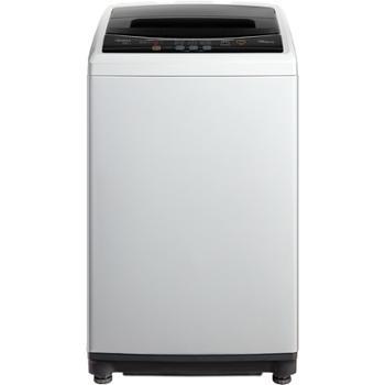 美的8公斤MB80Q10波轮洗衣机全自动家用甩干脱水