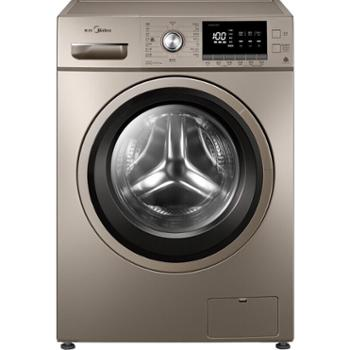 美的/Midea10公斤变频滚筒洗衣机MG100Q31DG5